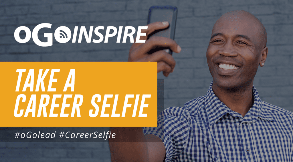 take a career selfie ogolead
