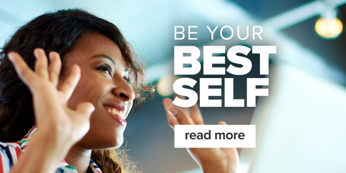 be your best self blog by David Novak