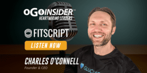 Fitscript, Founder and CEO, Charles O'Connell | #27