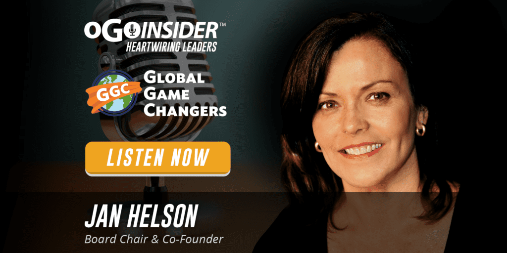 Jan Helson Global Game Changers on the oGoLead Leadership Podcast