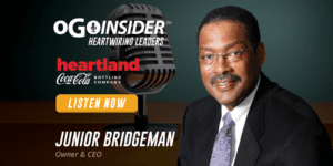 Heartland Coca-Cola Bottling Company, LLC, Owner & CEO, Junior Bridgeman | #26
