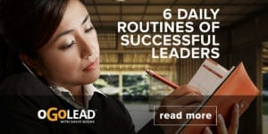6 daily routines of successful leaders