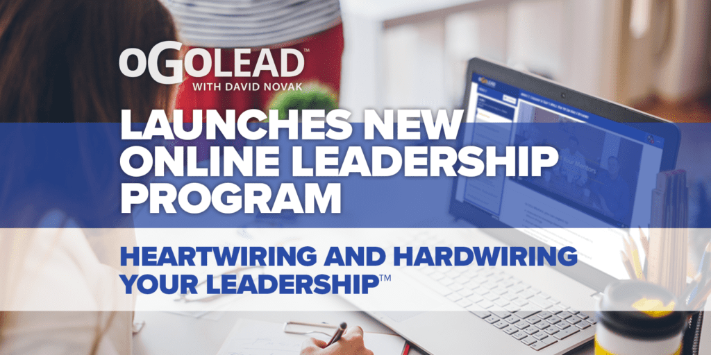 oGoLeaad Launches new Online Leadership Program called Heartwiring and Hardwiring your leadership
