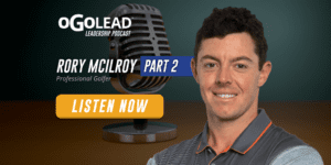 Rory McIlroy: Staying Hungry & Inspirational Leadership  | Part 2, #033