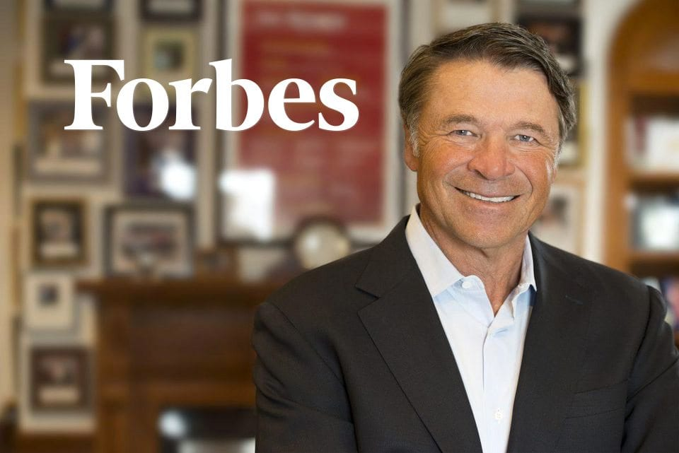 FORBES PODCAST: Marketing And Leadership Secrets From Yum! Brands Founder David Novak