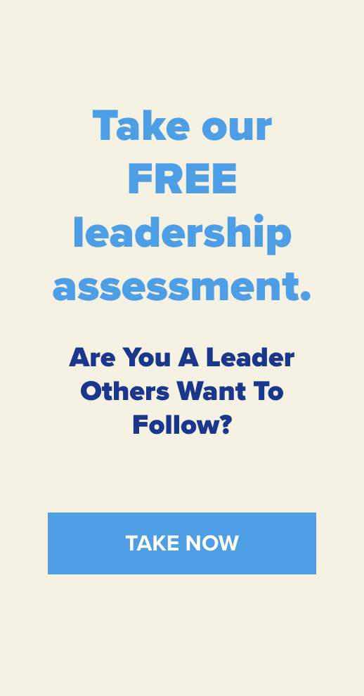 Free Leadership Assessment from David Novak Leadership