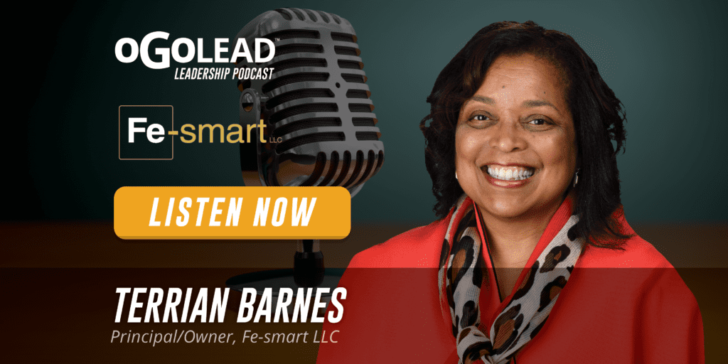 terrian barnes f e smart - podcast leadership with David Novak